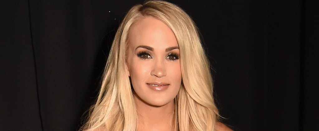 Carrie Underwood Quotes About Her Face May 2018