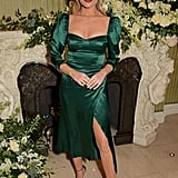 Laura Whitmore at the British Vogue and Tiffany & Co. Fashion and Film Party