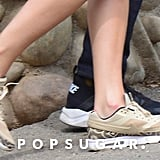 Taylor Swift Nike Sneakers on Hike With Joe Alwyn