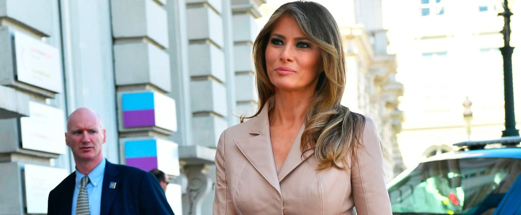 Here's Where Melania Trump's Stylist Shops For Her First Lady Wardrobe