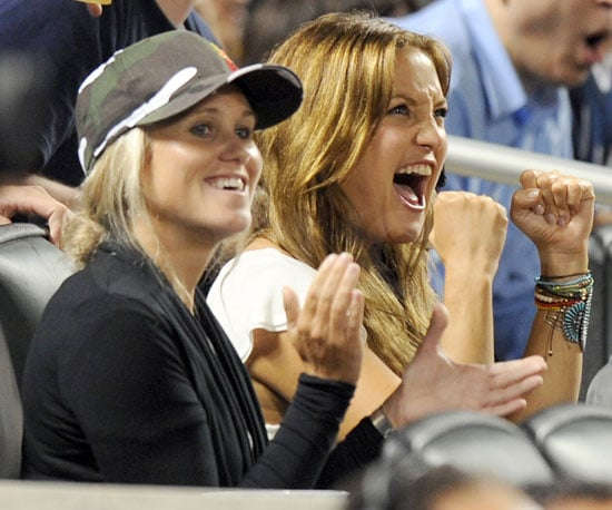Photo Slide of Kate Hudson at a Yankees Game 2009-06-28 13:00:00