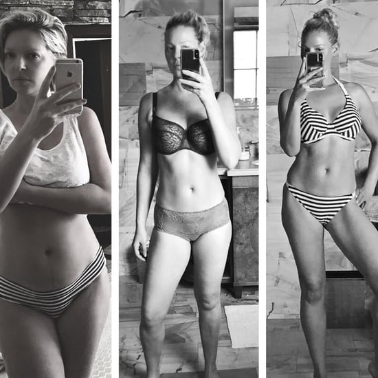Katherine Heigl Post-Baby Weight Loss Using BBG
