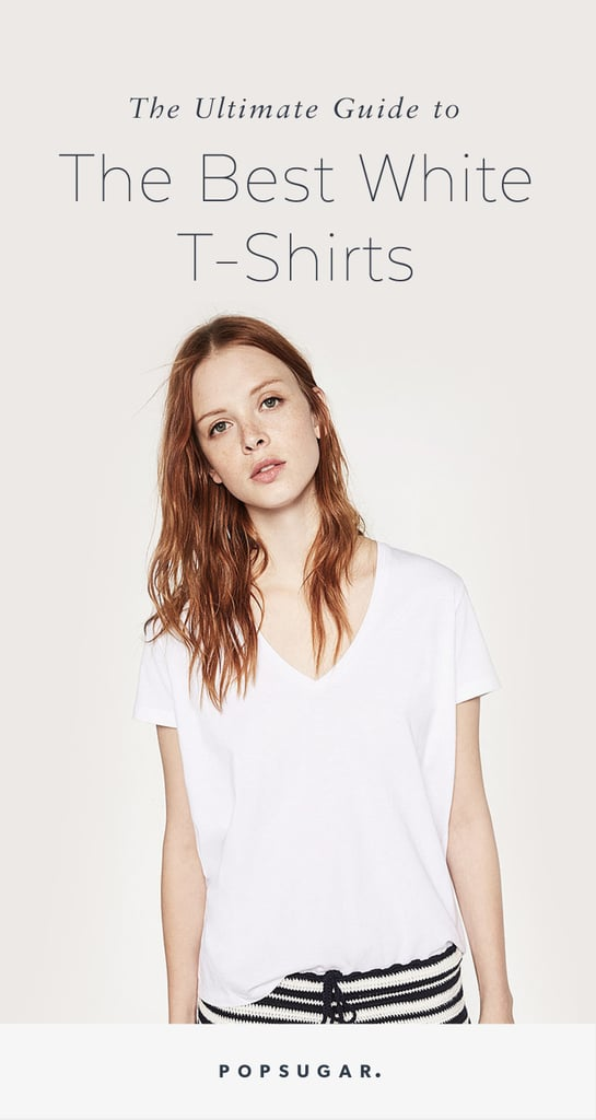 Best White Tee-Shirts