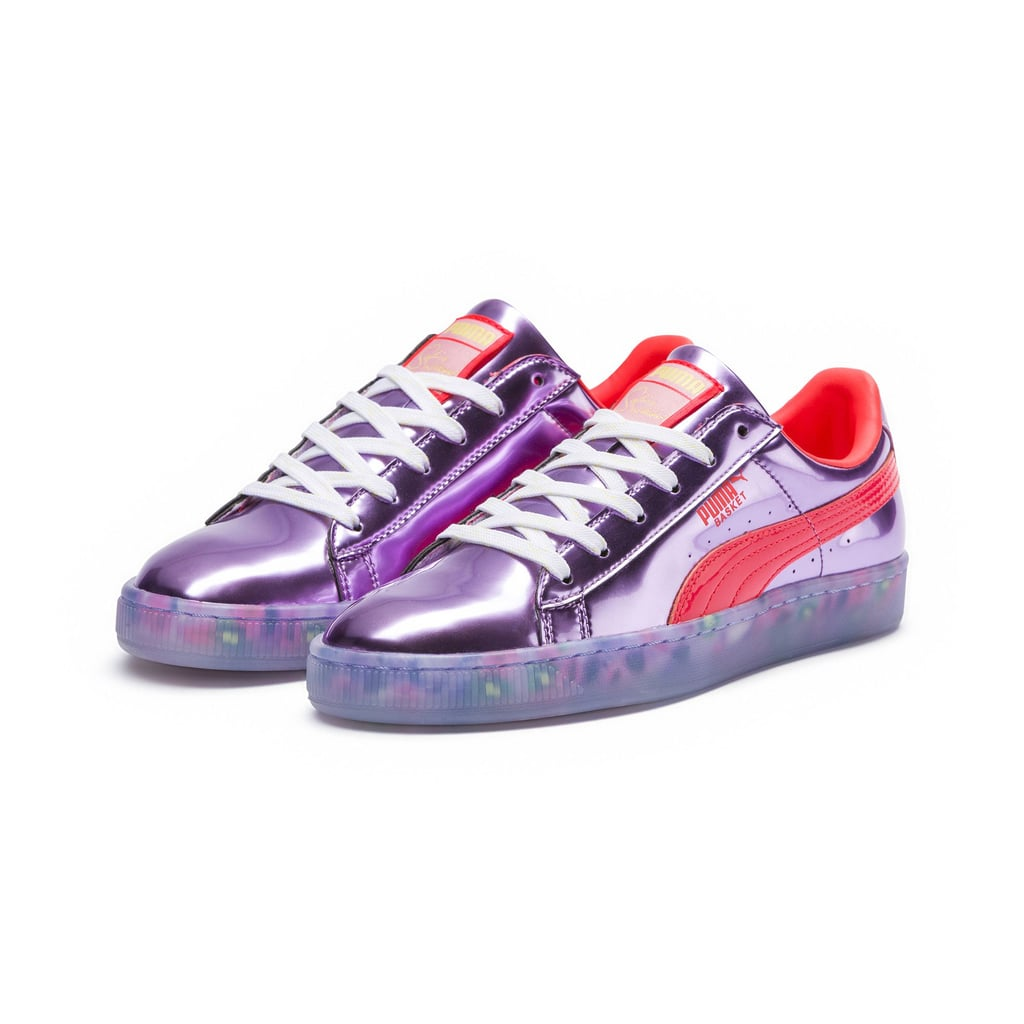 Puma x Sophia Webster Basket Candy Princess Sneakers  37714a617