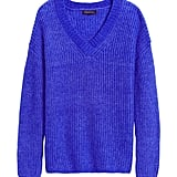 Japan Exclusive Oversized Merino-Blend Sweater
