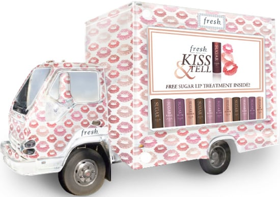Fresh Cosmetics Gives Away Free Sugar Lip Treatments