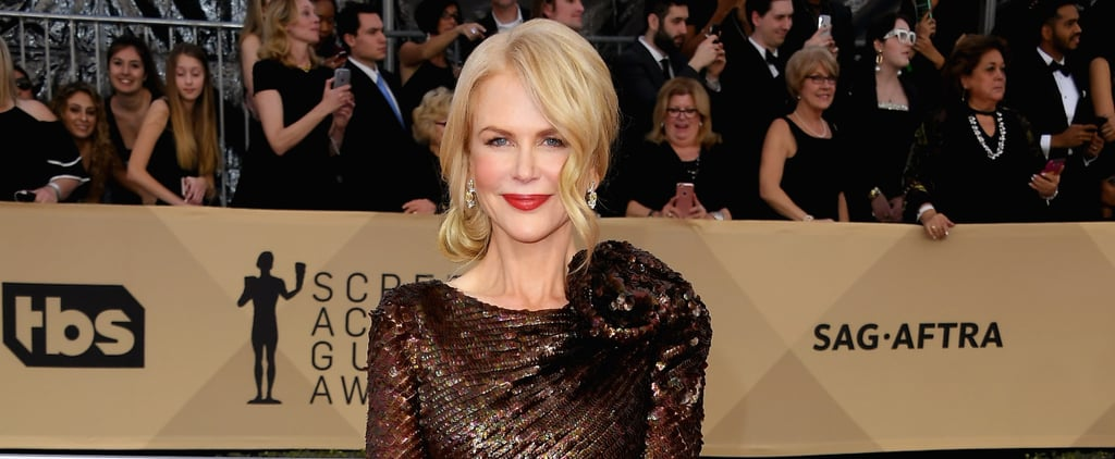 Nicole Kidman Wore a Color Most People Can't Pull Off Except, Well, Her
