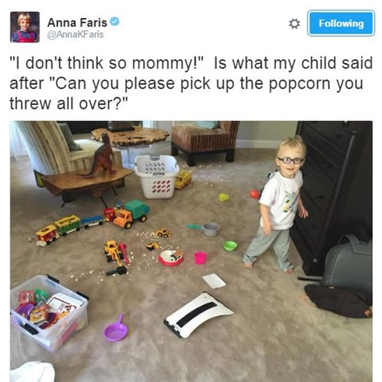 Funny Tweets From Celebrity Mums on Twitter