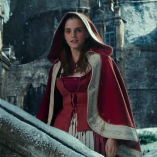 Emma Watson Talks About Beauty and the Beast on Jimmy Kimmel