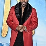 Jason Derulo at the Cats World Premiere in NYC