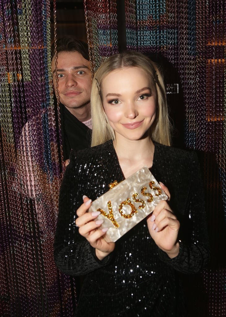 Dove Cameron Quotes About Thomas Doherty July 2019 Popsugar Celebrity