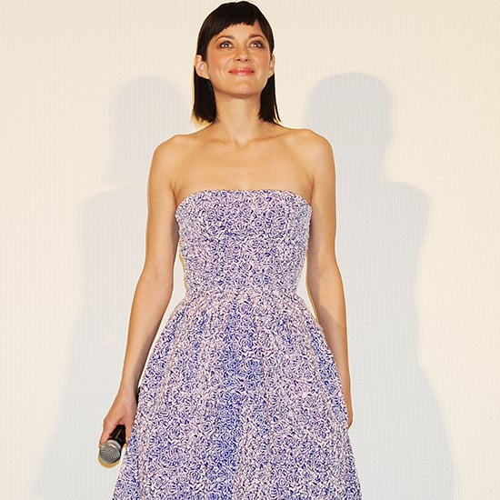 Marion Cotillard in Christian Dior at Tokyo Premiere | Video