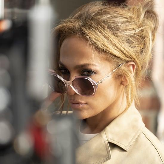Jennifer Lopez Stars in Coach's Spring Sunglasses Campaign