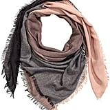 H&M Color-block Scarf ($13)