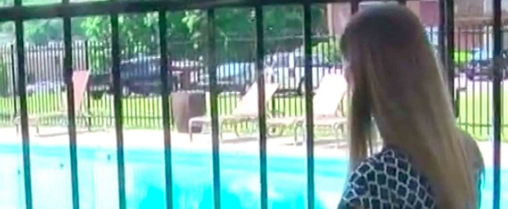 Stranger Saves Mom and Son From Drowning