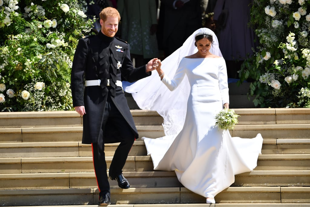 Meghan Markle Seeing Wedding Dress For the First Time Video