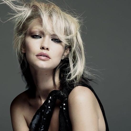 Gigi Hadid W Magazine Mullet