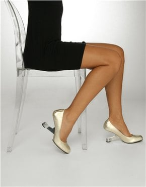 United Nude Metallic Leather Pumps: Love It or Hate It?
