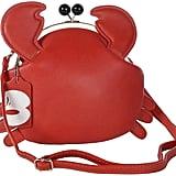 Haolong Women's PU Crab Clasp-Closure Handbag Cute Satchel Shoulder Bag