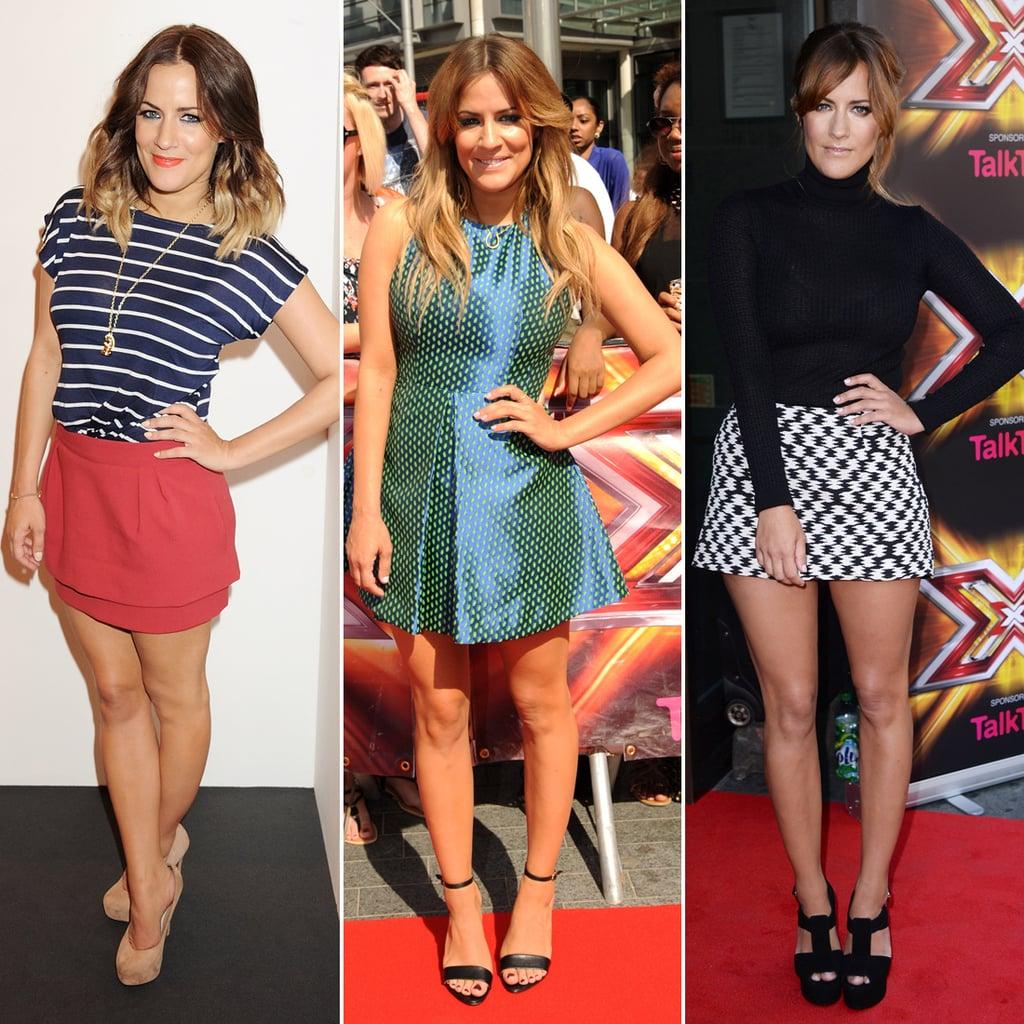 Caroline Flack's Signature Style | Fashion Pictures