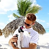 Tinkerbelle the Dog's Punta Cana Vacation