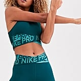 Nike Pro Training Crossover Set in Teal