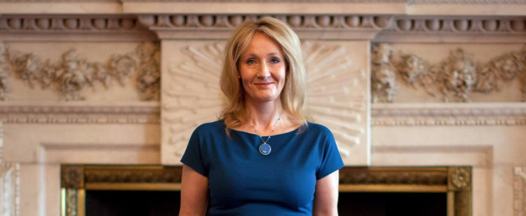 JK Rowling Responds to Trump Hillary Clinton Tweet Oct. 2017