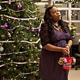 "Mercedes gets to put her own spin on Mariah Carey's ""All I Want For Christmas Is You.""  Photo courtesy of Fox"