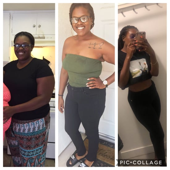 106 Pound Weight-Loss Transformation