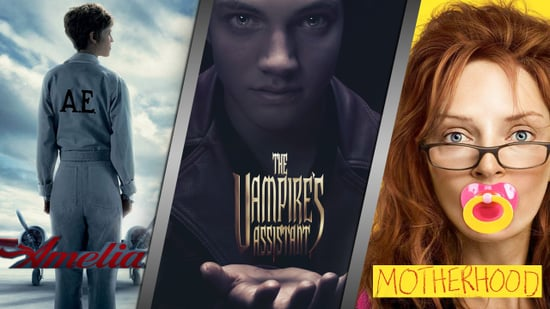 Charlize Theron Charity, Rachel Bilson on How I Met Your Mother, Vampire Movie