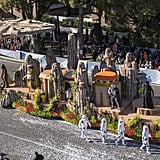 Voyage through the Indiana Jones Adventure. Fly on the Astro Orbitor. Sightsee on the Sailing Ship Columbia.