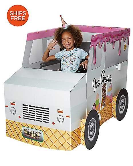 Ice Cream Truck Wheelchair Costume | Best Spirit Halloween