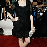 Anna kendrick at the Twilight Premiere in 2008