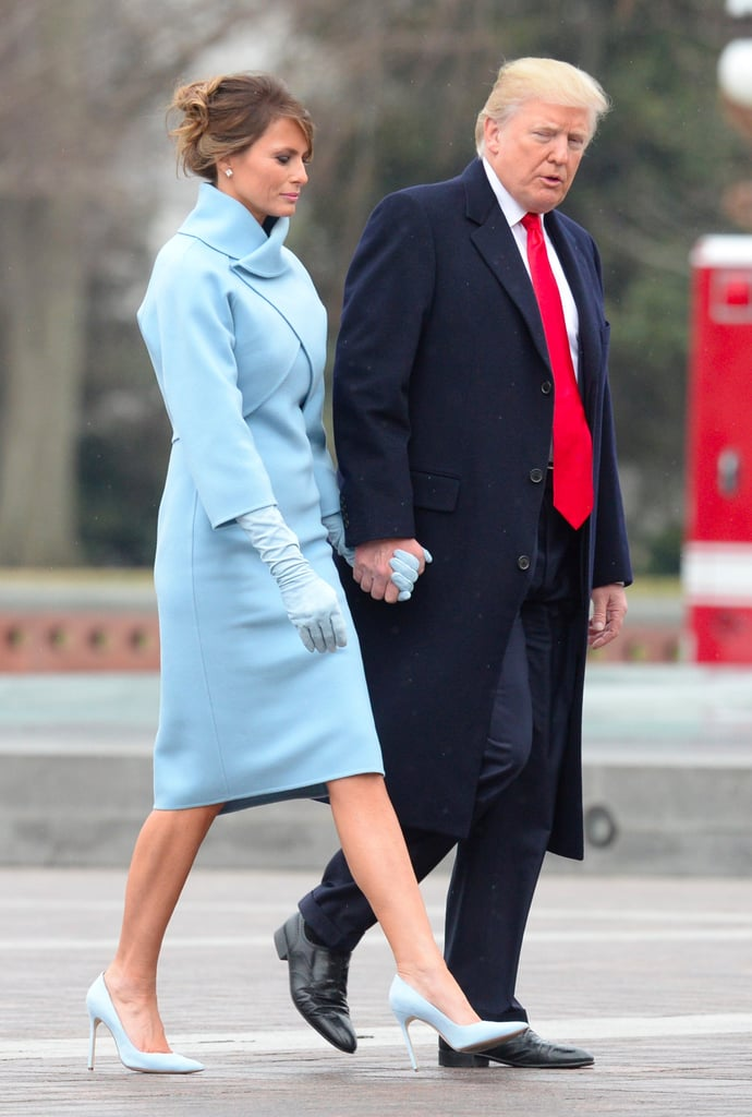 Keeping Up With Melania Trump's Outfit Controversies Is a Full-Time Job