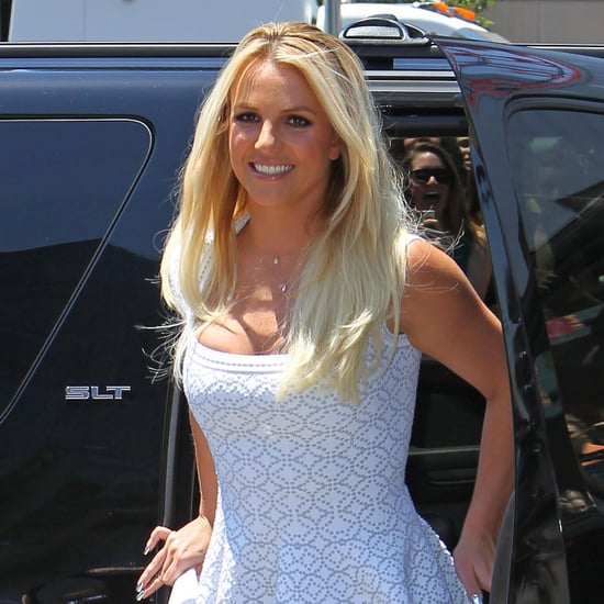 Britney Spears Pictures The X Factor in Kansas City