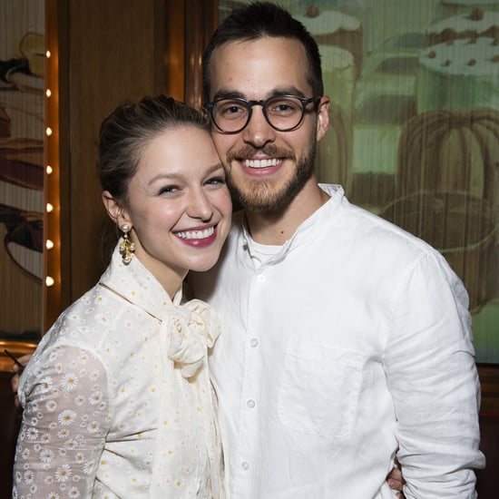 Chris Wood and Melissa Benoist Married