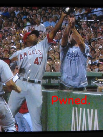 Ben and Jen's Baseball Blunder