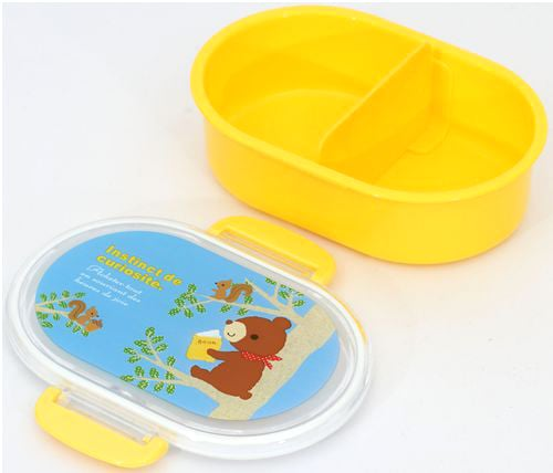 Yellow Bear Bento Box ($14)