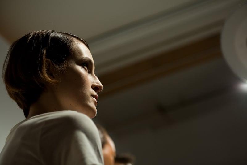 Zero + Maria Cornejo Backstage & Runway