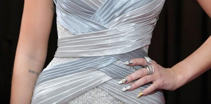 Dua Lipa at Grammy Awards