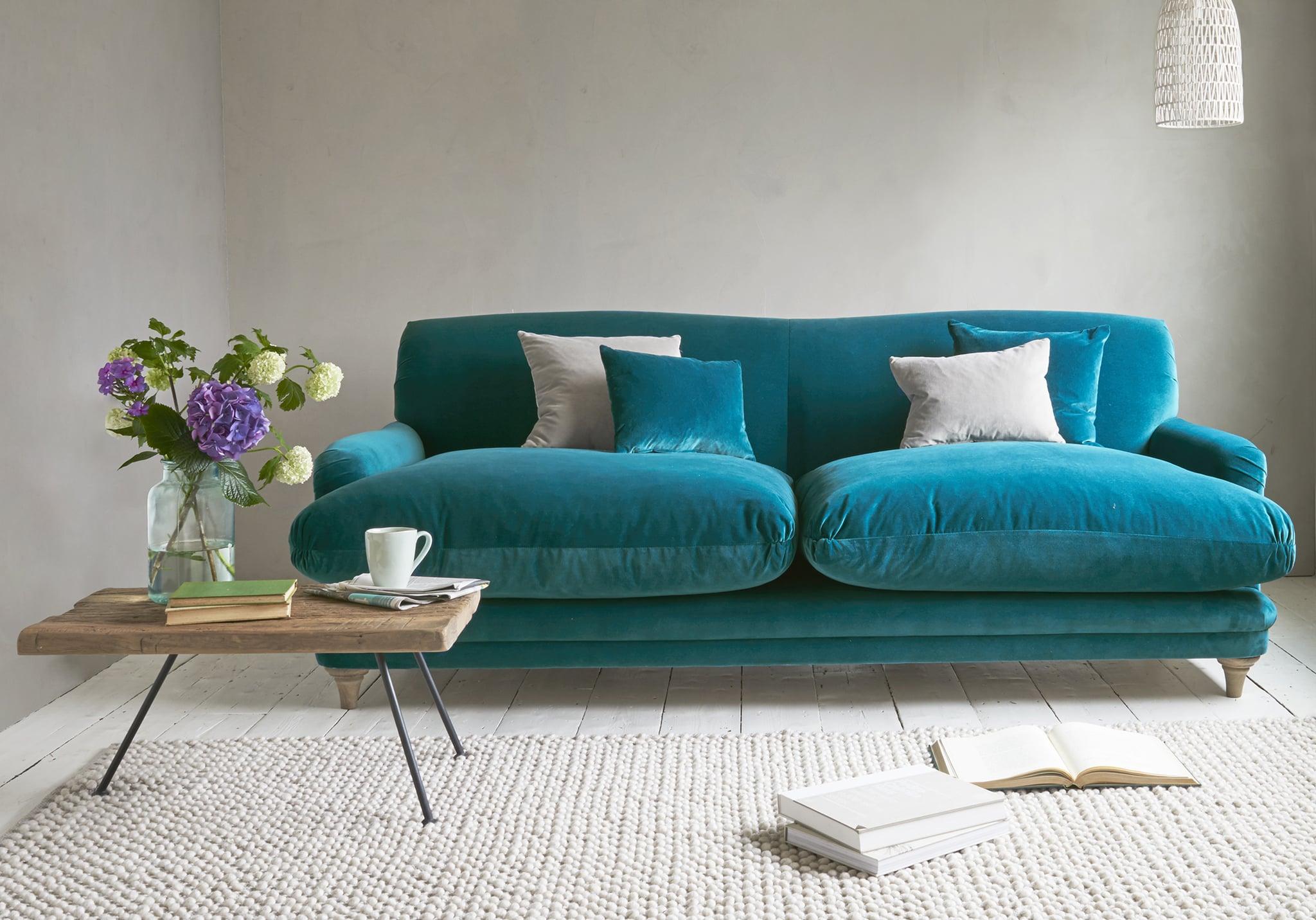 teal blue furniture. Teal Blue Furniture. Image Source: Courtesy Of Loaf Furniture Z L