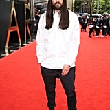 """POPSUGAR Australia: How long since you were in Australia?  Steve Aoki: God, that's a good question. Since 2006 . . . It's 10 years! I love it here. I love the people. I love everything about Australia. Every opportunity I get, I'll come — I even cancelled a gig to come down.  PS: Did you? What are you working on here?  SA: I have a show in Wollongong for MTV Beats & Eats and I've got a lot of new music to play! I've got my next album, Neon Future III, plus the remix I did for My Chemical Romance's, """"Welcome to the Black Parade."""""""