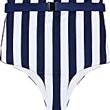 Fella Gregy Belted Striped Bikini Briefs