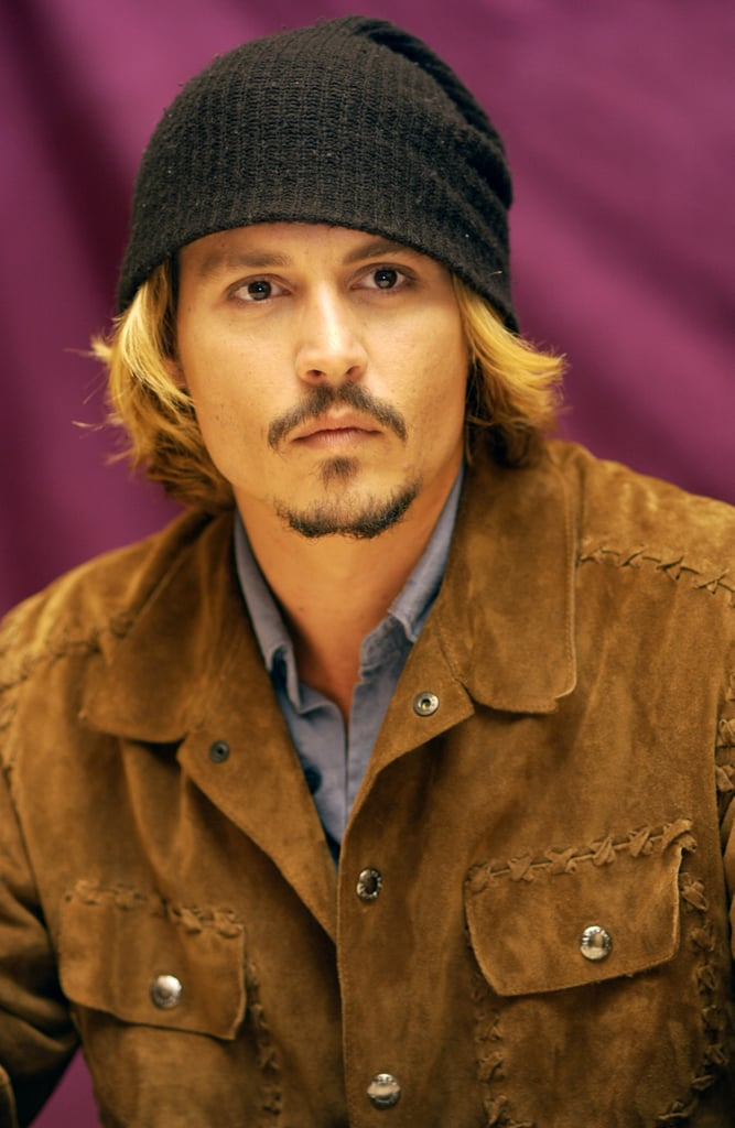 Johnny Depp, 2003