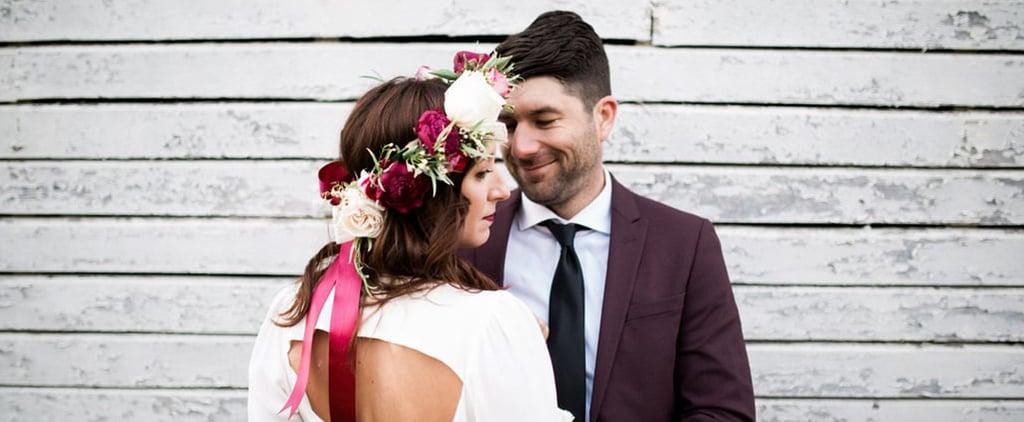 The Best Christmas Wedding Ideas   2019