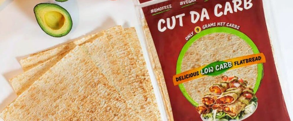 Cut Da Carb Low-Carb Flatbreads