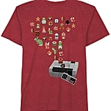 Nintendo Graphic-Print T-Shirt