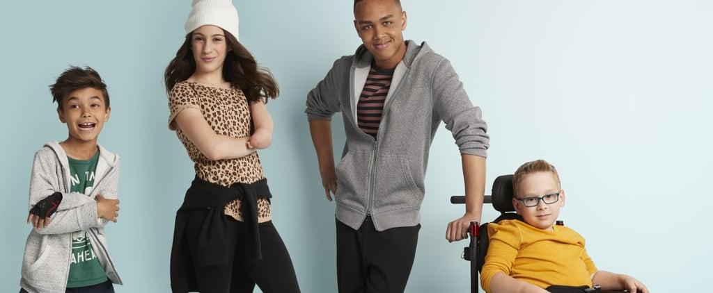 Kohl's Adaptive and Sensory-Friendly Clothing Line