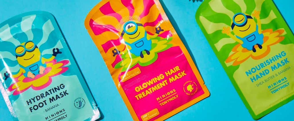 Shop TonyMoly's New Minions Skin Care Collection