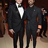 Pictured: Bradley Cooper and Michael B. Jordan